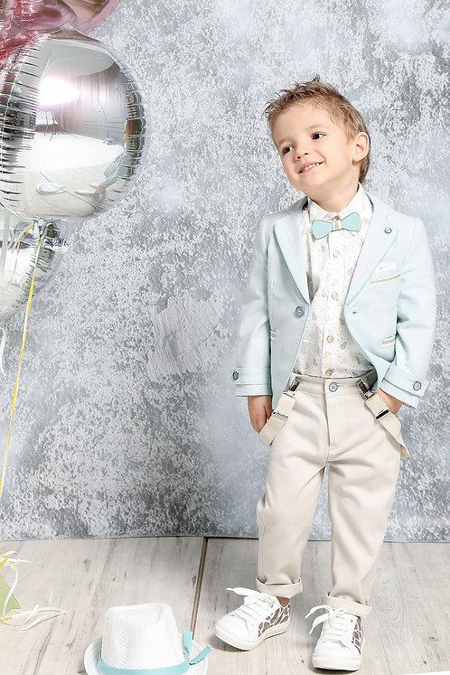 Ρούχο Βάπτισης για Αγόρι Α4387