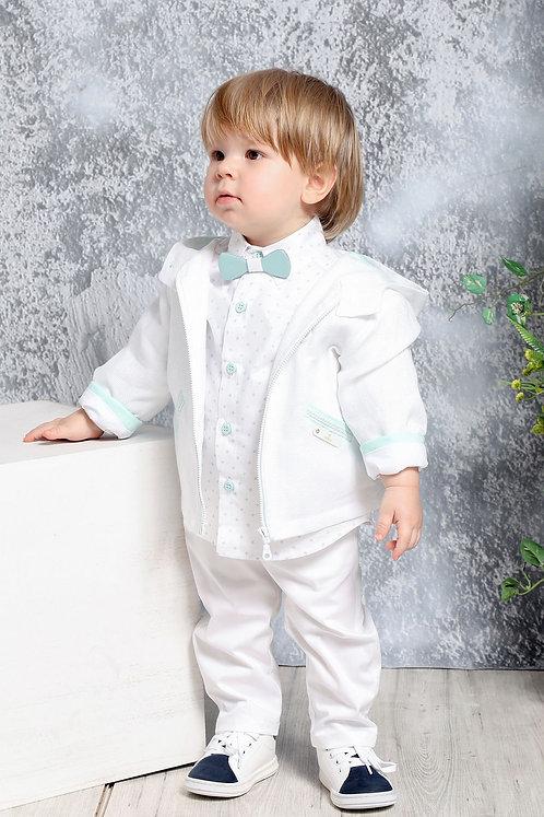 Ρούχο Βάπτισης για Αγόρι Α4370 - Λ