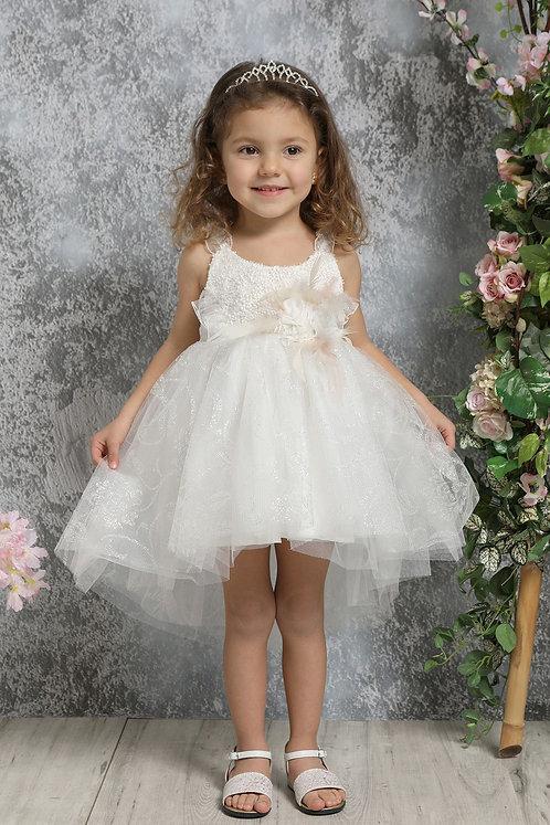 Ρούχο Βάπτισης για Κορίτσι K4330Φ