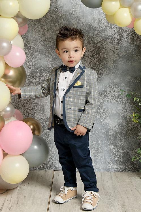 Ρούχο Βάπτισης για Αγόρι Α4389 - ΚΓΜ