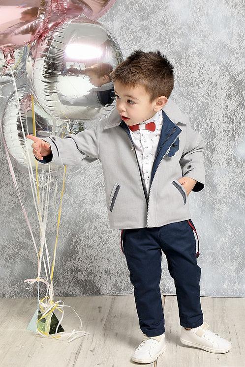 Ρούχο Βάπτισης για Αγόρι Α4372