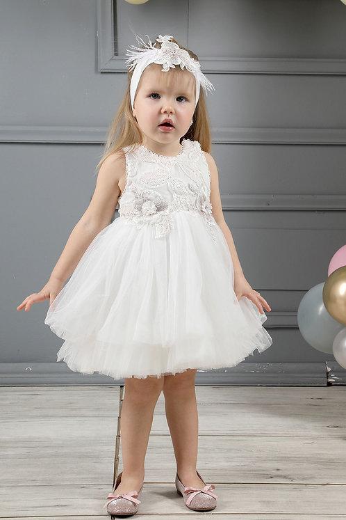 Ρούχο Βάπτισης για Κορίτσι K4323Φ - Ι