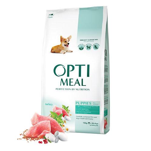 OPTIMEAL - Puppy all breeds - Turkey
