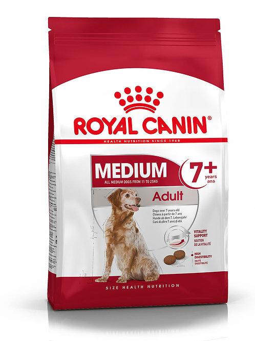 Medium breed MATURE +7