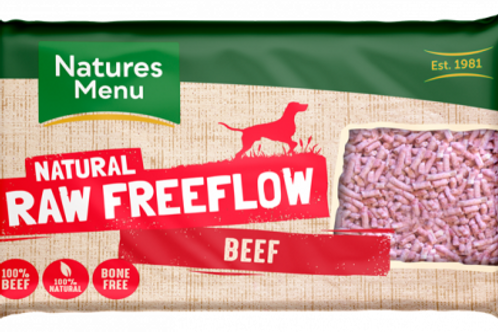Natures Menu - Chicken and Tripe Freeflow Mince