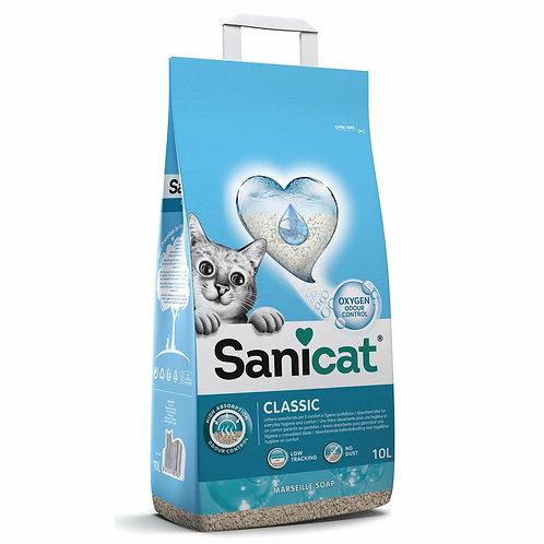 SANICAT CLASSIC MARSELLA CAT LITTER - 10LT