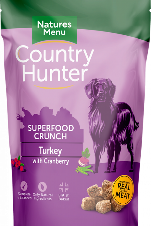 Country Hunter - Turkey with Cranberry