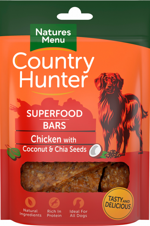 Country Hunter - Chicken Superfood Bars
