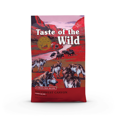 Taste of the Wild - Southwest Canyon - Formula with Wild Boar