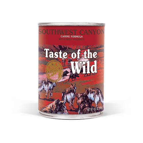 Taste of the Wild - Southwest Canyon Canine - Formula Stew