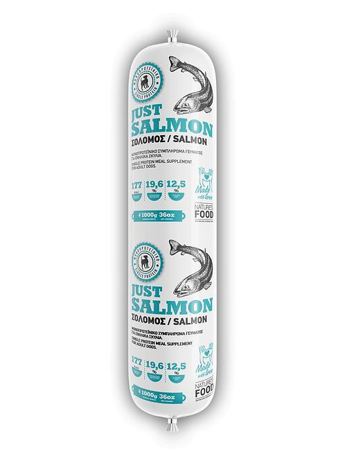 NATURE'S JUST SALMON