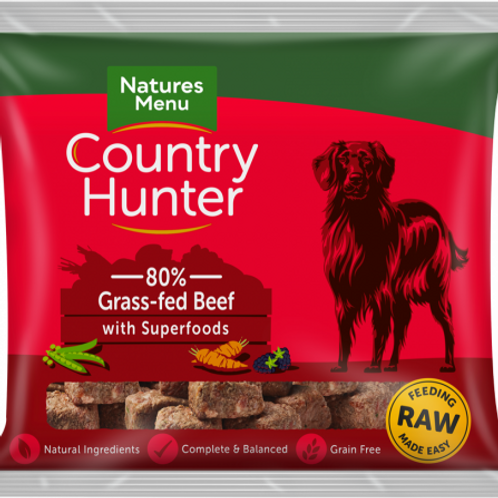 Country Hunter - Raw Grass-Fed Beef