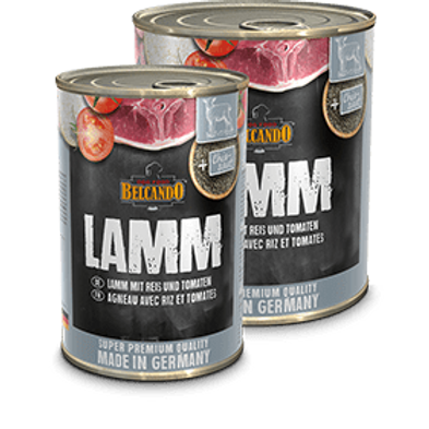 BELCANDO LAMB TIN