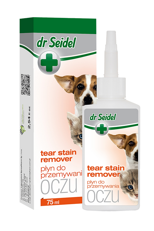 Dr. Seidel Eye cleaner for dogs and cats