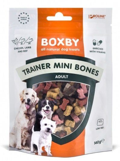 BOXBY TRAINER MINI BONES