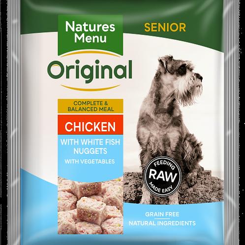 Natures Menu - Senior Chicken and Fish Nuggets