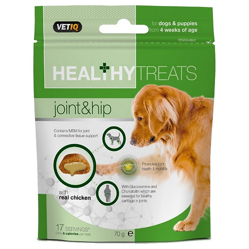 VetIQ Healthy Treats Joints & Hip for Dogs & Puppies