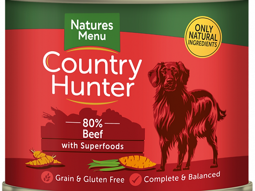 Country Hunter - Beef with Superfoods
