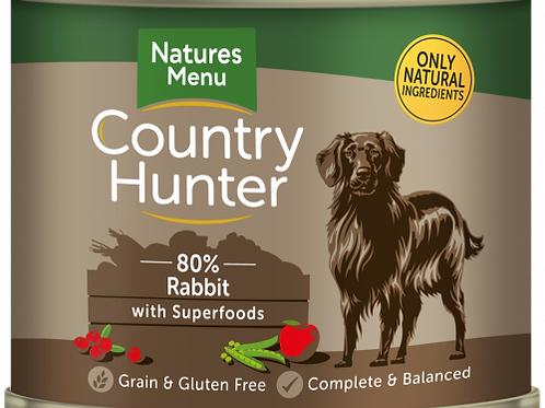 Country Hunter - Duck with Superfoods