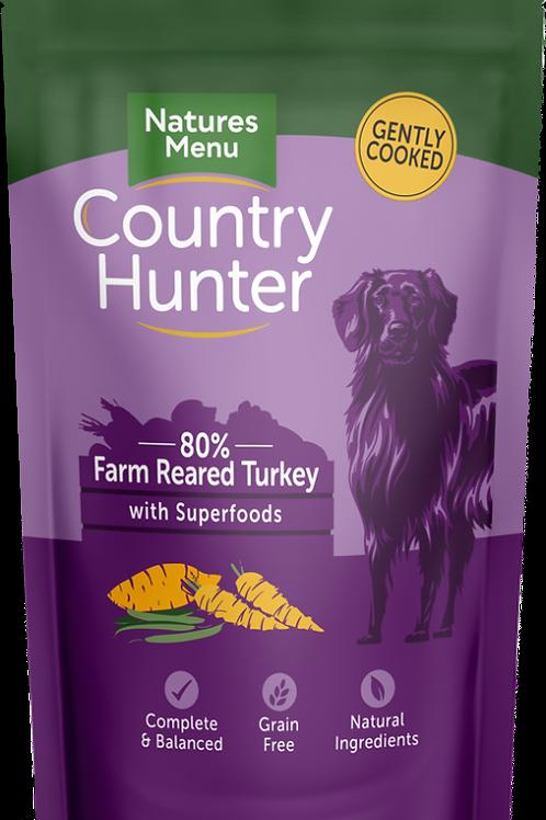 Country Hunter -Farm Reared Turkey Pouch