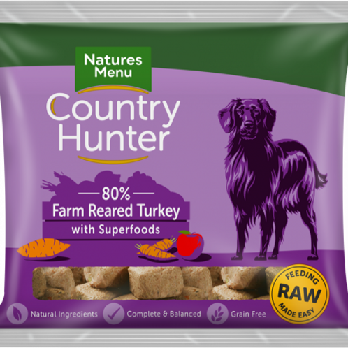 Country Hunter - Raw Farm Reared Turkey