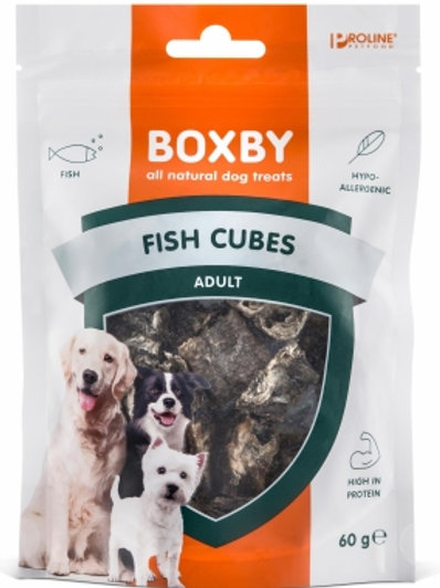 BOXBY FISH CUBES