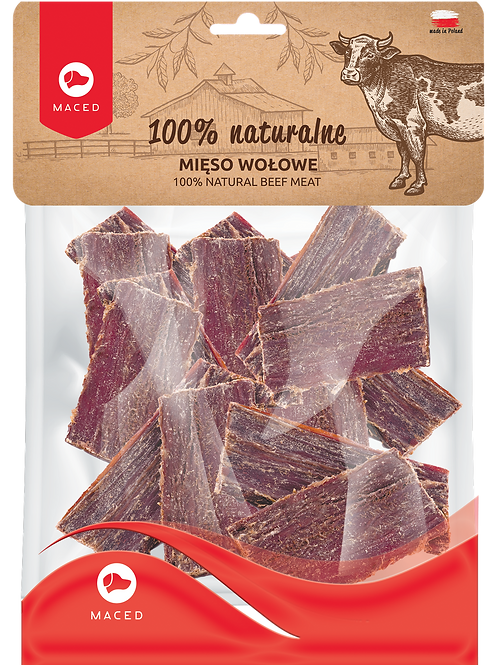 MACED BEEF MEAT
