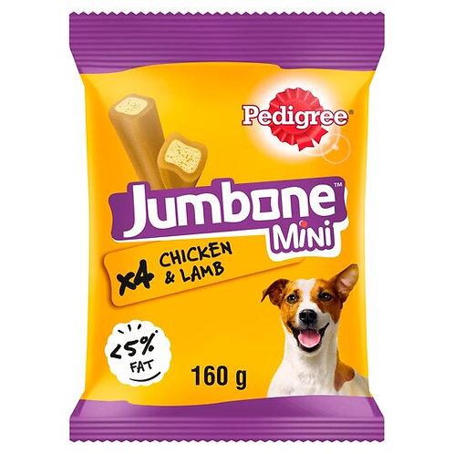 PEDIGREE JUMBONE SMALL CHICKEN&LAMB - 160G