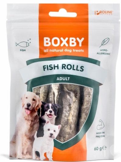 BOXBY FISH ROLLS