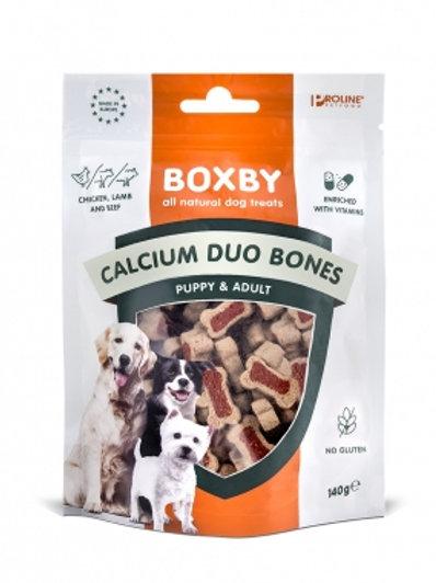 BOXBY PUPPY CALCIUM DUO BONES