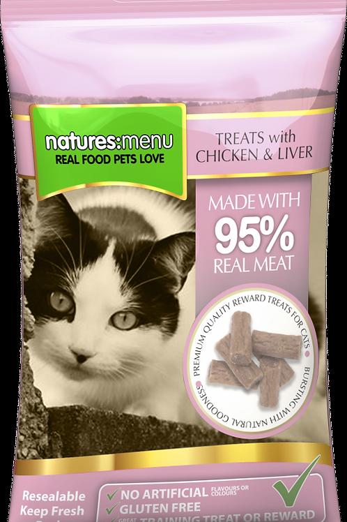 Natures Menu - Chicken and Liver Treats