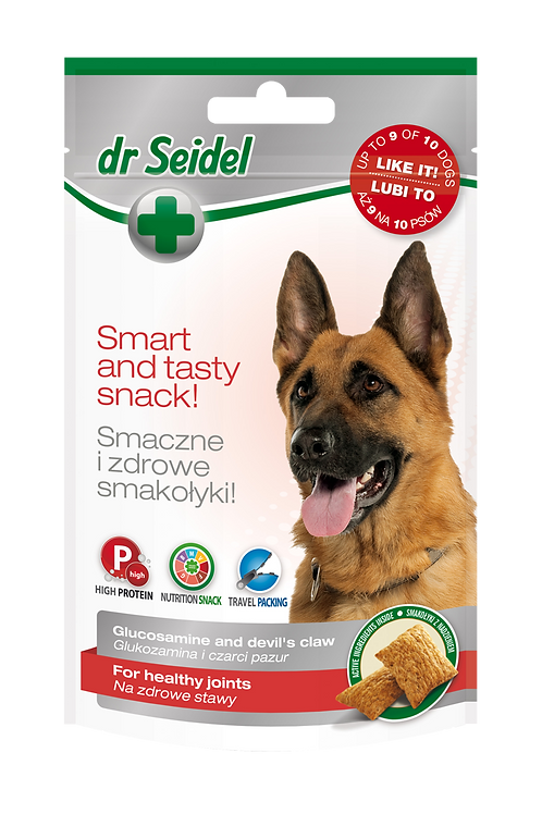 Dr Seidel Snacks for healthy joints.