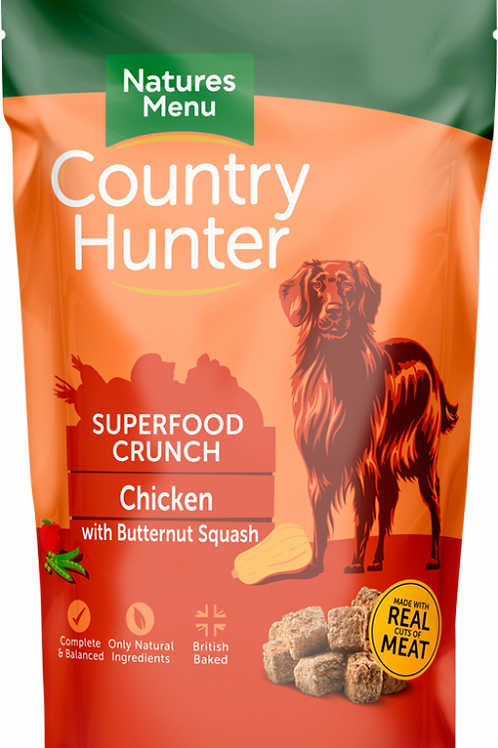Country Hunter - Chicken with Butternut Squash