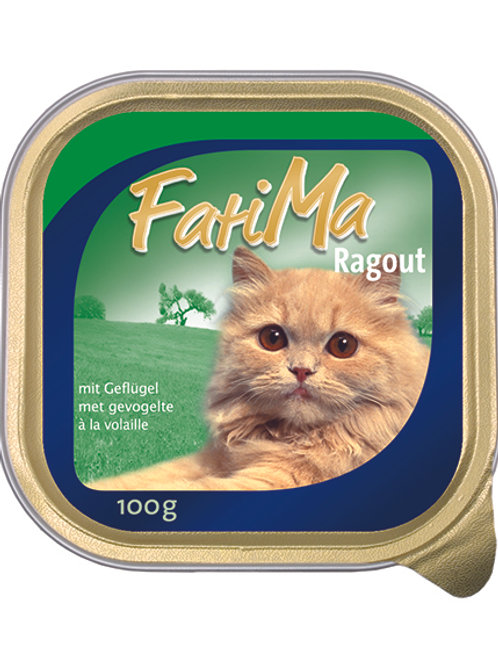 FATIMA RAGOUT WITH POULTRY - 100G