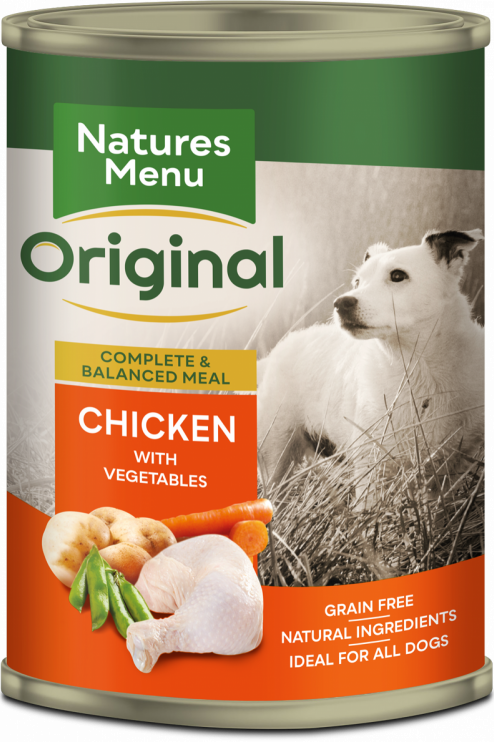 Natures Menu - Chicken with Vegetables