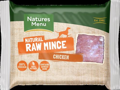 Natures Menu - Just Chicken Raw Mince