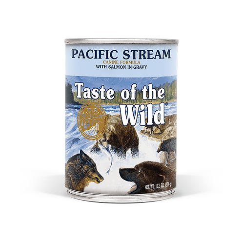 Taste of the Wild - Pacific Stream - Formula with Salmon in Gravy