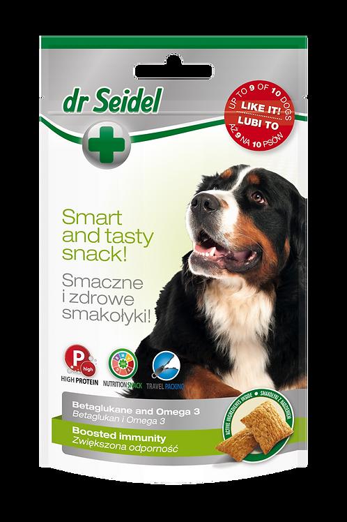 Dr Seidel snacks to increase immunity.