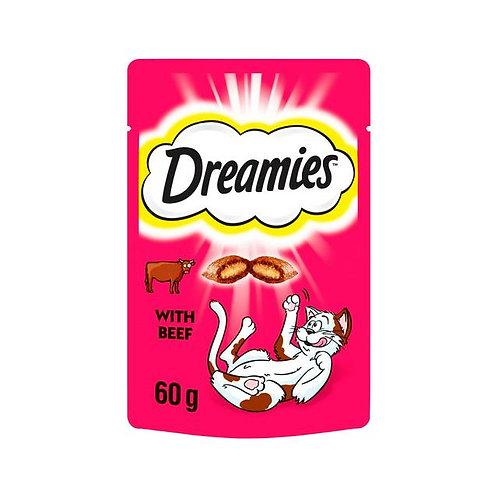 DREAMIES BEEF - 60G