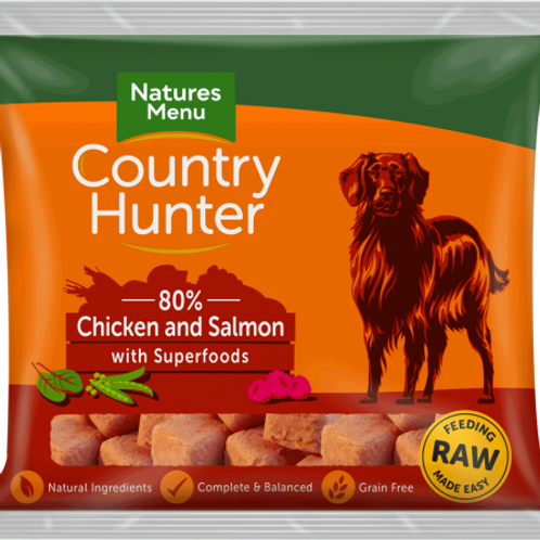 Country Hunter - Raw Nuggets Chicken and Salmon