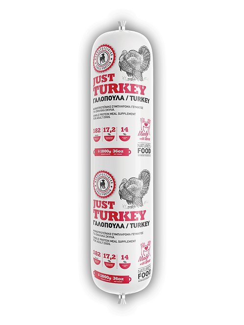 NATURE'S JUST TURKEY