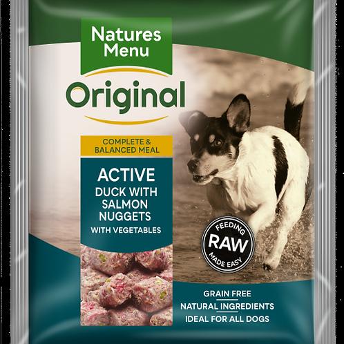 Natures Menu - Active Nuggets