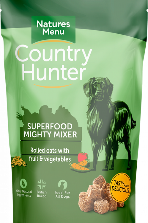 Country Hunter - Mighty Mixer Biscuits