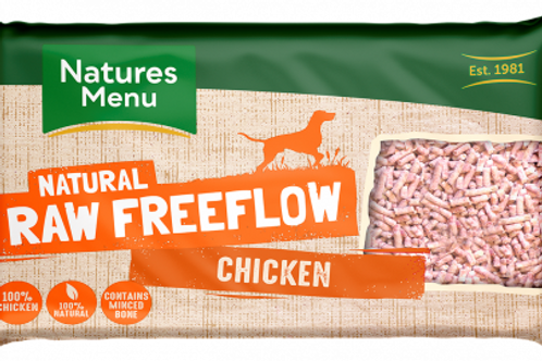 Natures Menu - Chicken Freeflow Mince