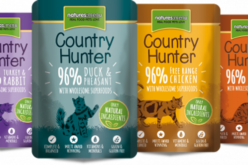 Country Hunter - Superfood Selection for Cats