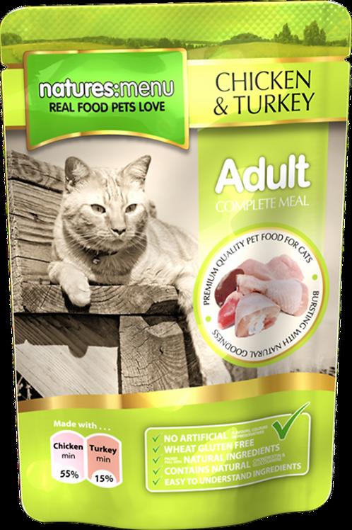 Natures Menu - Chicken with Turkey
