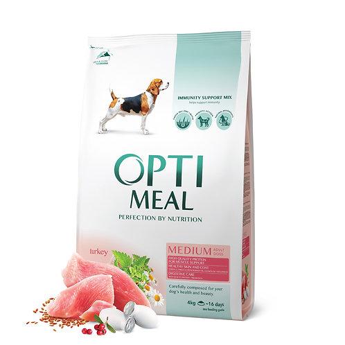OPTIMEAL - Adult dogs of Medium breed - Turkey