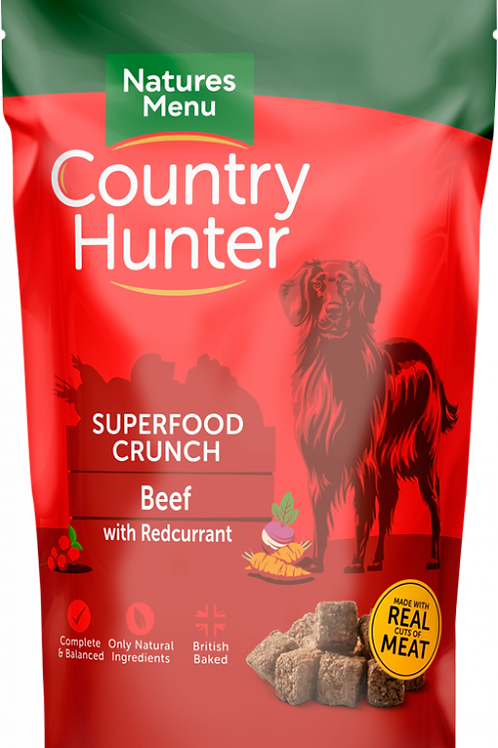 Country Hunter - Beef with Redcurrant Biscuits