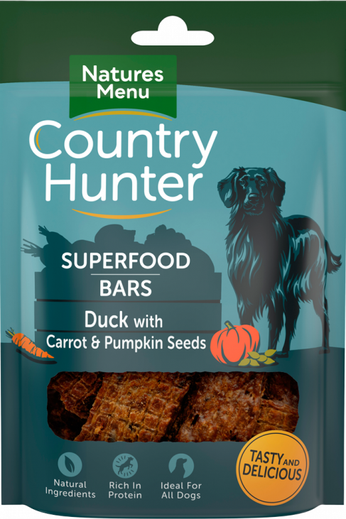 Country Hunter - Duck Superfood Bars