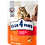 """Thumbnail: CLUB 4 PAWS Premium """"Hairball control"""". Сomplete dry pet food for adult cats"""